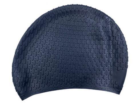 silicone bubble swim cap