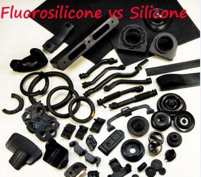 fluorosilicone vs silicone