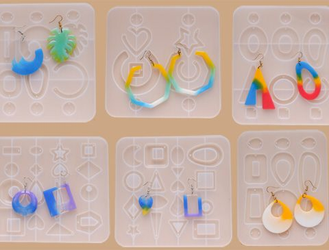 resin jewelry molds